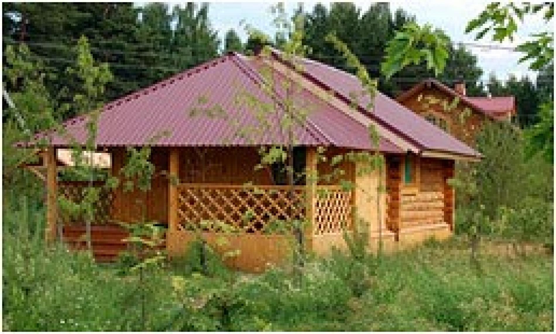 Дачный комплекс «Коприно» Ярославская область 4-местный домик № 8, 9, фото 3