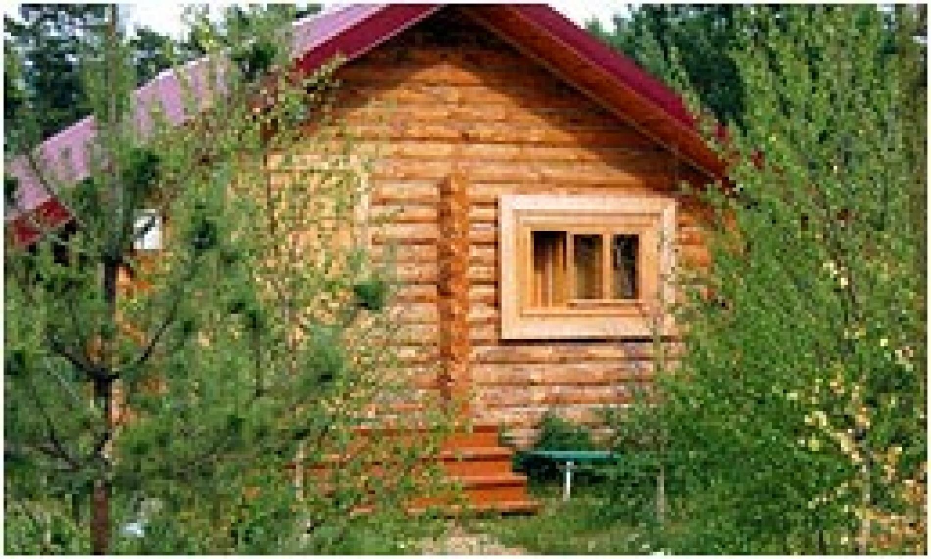 Дачный комплекс «Коприно» Ярославская область 4-местный домик № 8, 9, фото 1