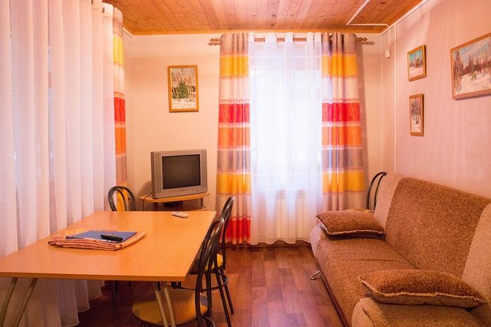 Дачный комплекс «Коприно» Ярославская область 6-местный домик № 20-30, фото 3