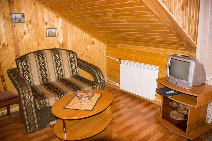 Дачный комплекс «Коприно» Ярославская область 2-местный номер (№ 21, 22, 24), фото 4