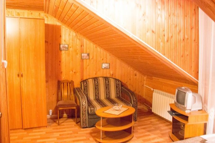 Дачный комплекс «Коприно» Ярославская область 2-местный номер (№ 21, 22, 24), фото 7