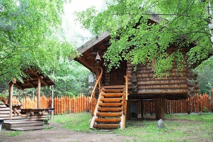 Дачный комплекс «Коприно» Ярославская область Коттедж - избушка № 7, 33-39, фото 2
