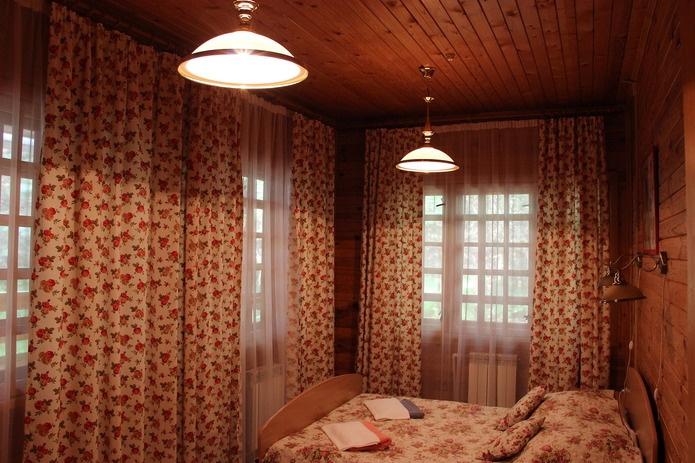 Дачный комплекс «Коприно» Ярославская область 5-местный домик № 1-4, фото 4