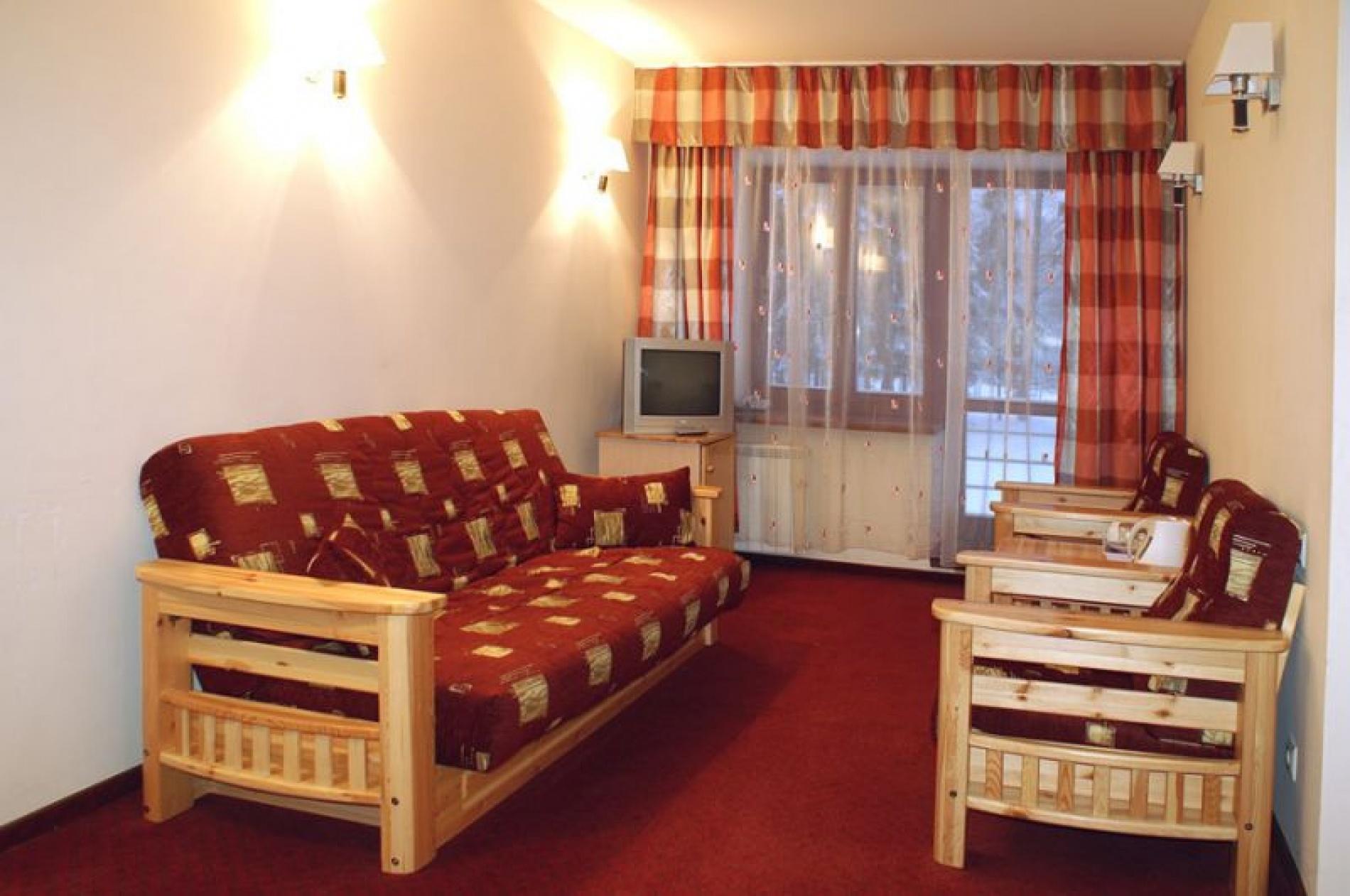 Парк-отель «Ярославль» Ярославская область Полулюкс, фото 2