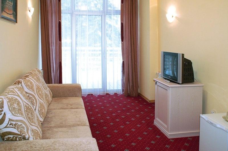 Парк-отель «Ярославль» Ярославская область Люкс, фото 4