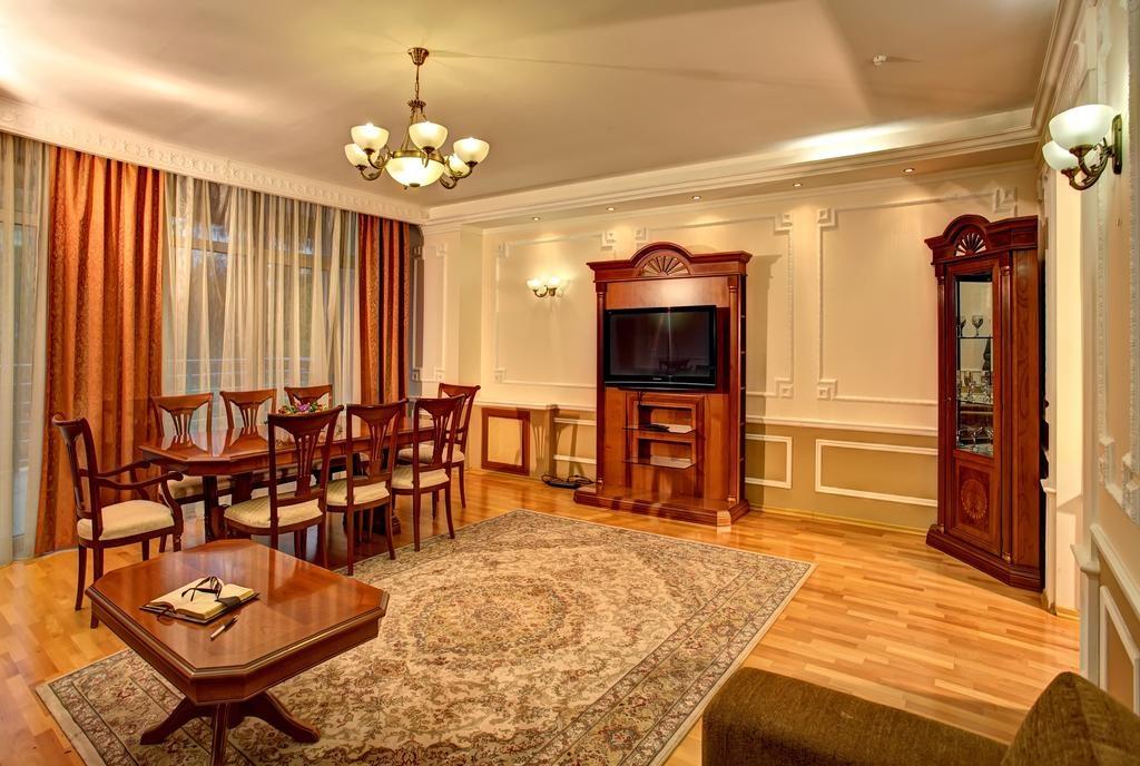 Парк-отель «Ярославль» Ярославская область Президентский номер, фото 2