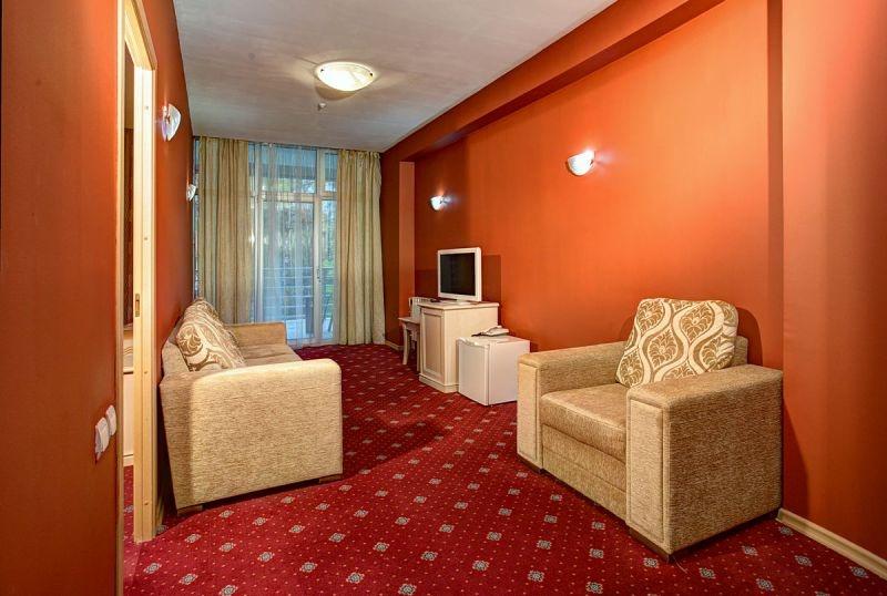 Парк-отель «Ярославль» Ярославская область Люкс, фото 2
