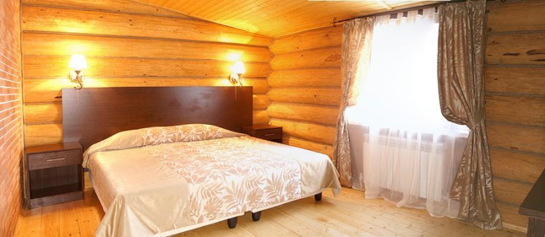 Парк-отель «Ярославль» Ярославская область Коттедж «Финский», фото 1