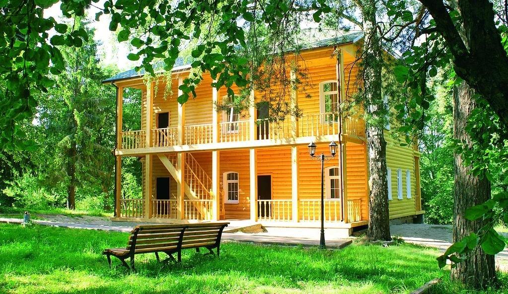 Парк-отель «Ярославль» Ярославская область, фото 1