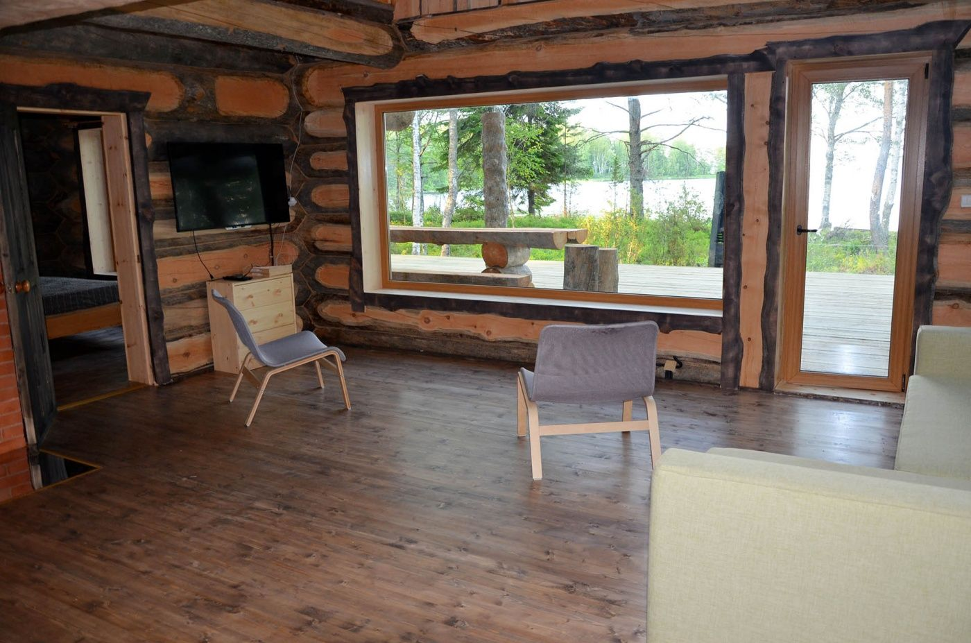 Комплекс гостевых домов «Karelia Village» Республика Карелия Коттедж «Ангенлахти-5», фото 15