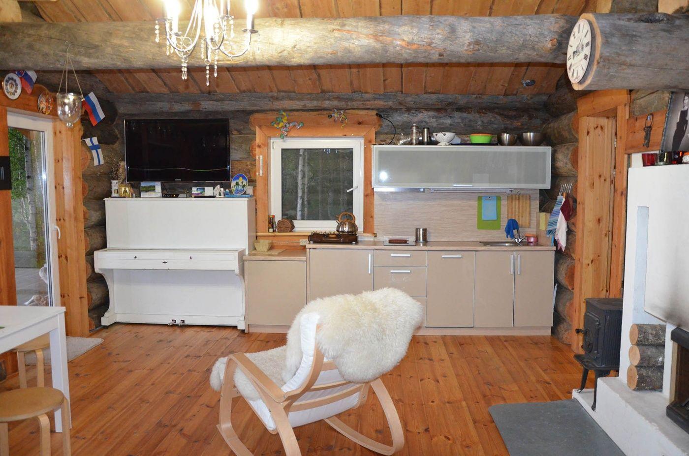 Комплекс гостевых домов «Karelia Village» Республика Карелия Коттедж «Ангенлахти-1», «Ангенлахти-2», «Ангенлахти-3», фото 9