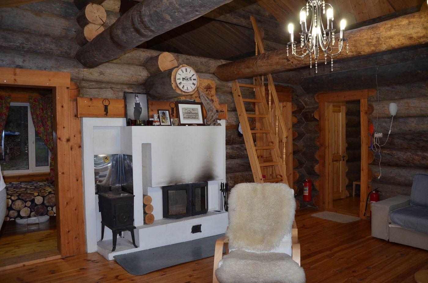 Комплекс гостевых домов «Karelia Village» Республика Карелия Коттедж «Ангенлахти-1», «Ангенлахти-2», «Ангенлахти-3», фото 8