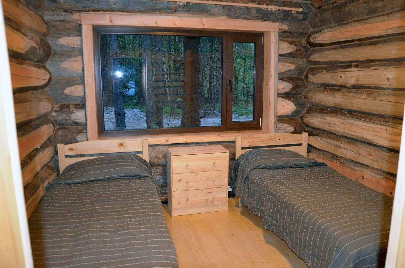 Комплекс гостевых домов «Karelia Village» Республика Карелия Коттедж «Ангенлахти-4», фото 2