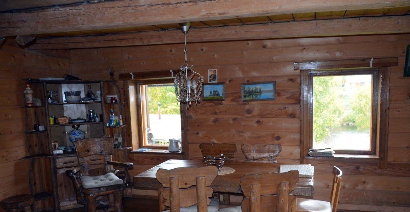 Комплекс гостевых домов «Karelia Village» Республика Карелия Коттедж «Кашалиламба-1», фото 5