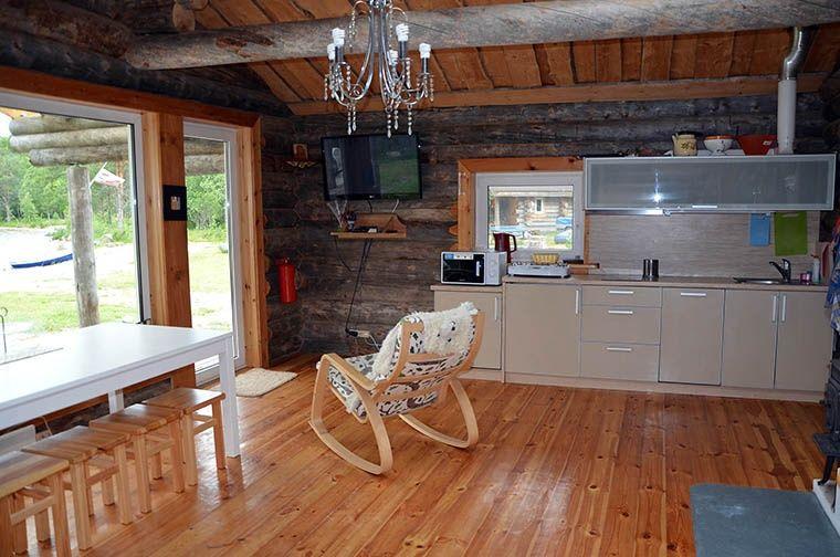 Комплекс гостевых домов «Karelia Village» Республика Карелия Коттедж «Ангенлахти-1», «Ангенлахти-2», «Ангенлахти-3», фото 16
