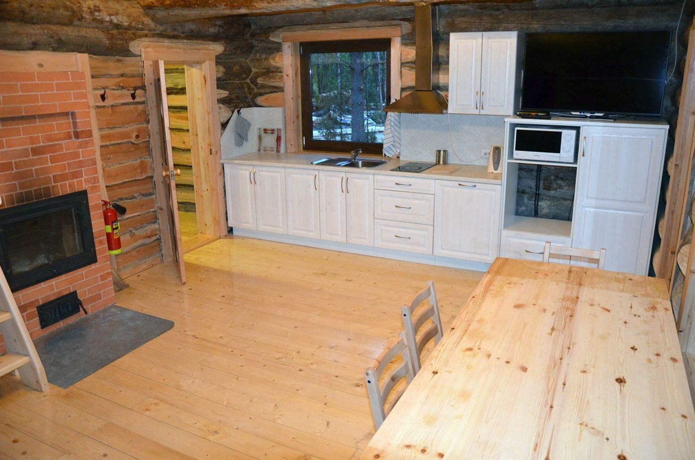 Комплекс гостевых домов «Karelia Village» Республика Карелия Коттедж «Ангенлахти-4», фото 7