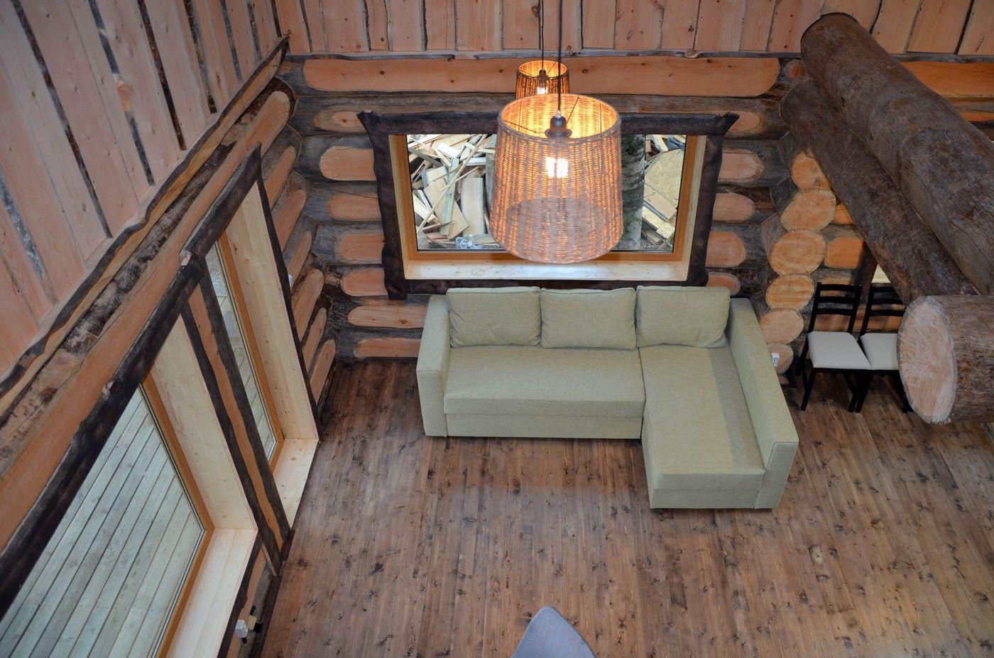 Комплекс гостевых домов «Karelia Village» Республика Карелия Коттедж «Ангенлахти-5», фото 9