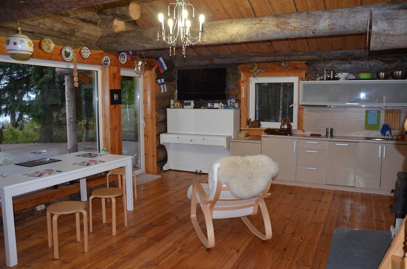 Комплекс гостевых домов «Karelia Village» Республика Карелия Коттедж «Ангенлахти-1», «Ангенлахти-2», «Ангенлахти-3», фото 10