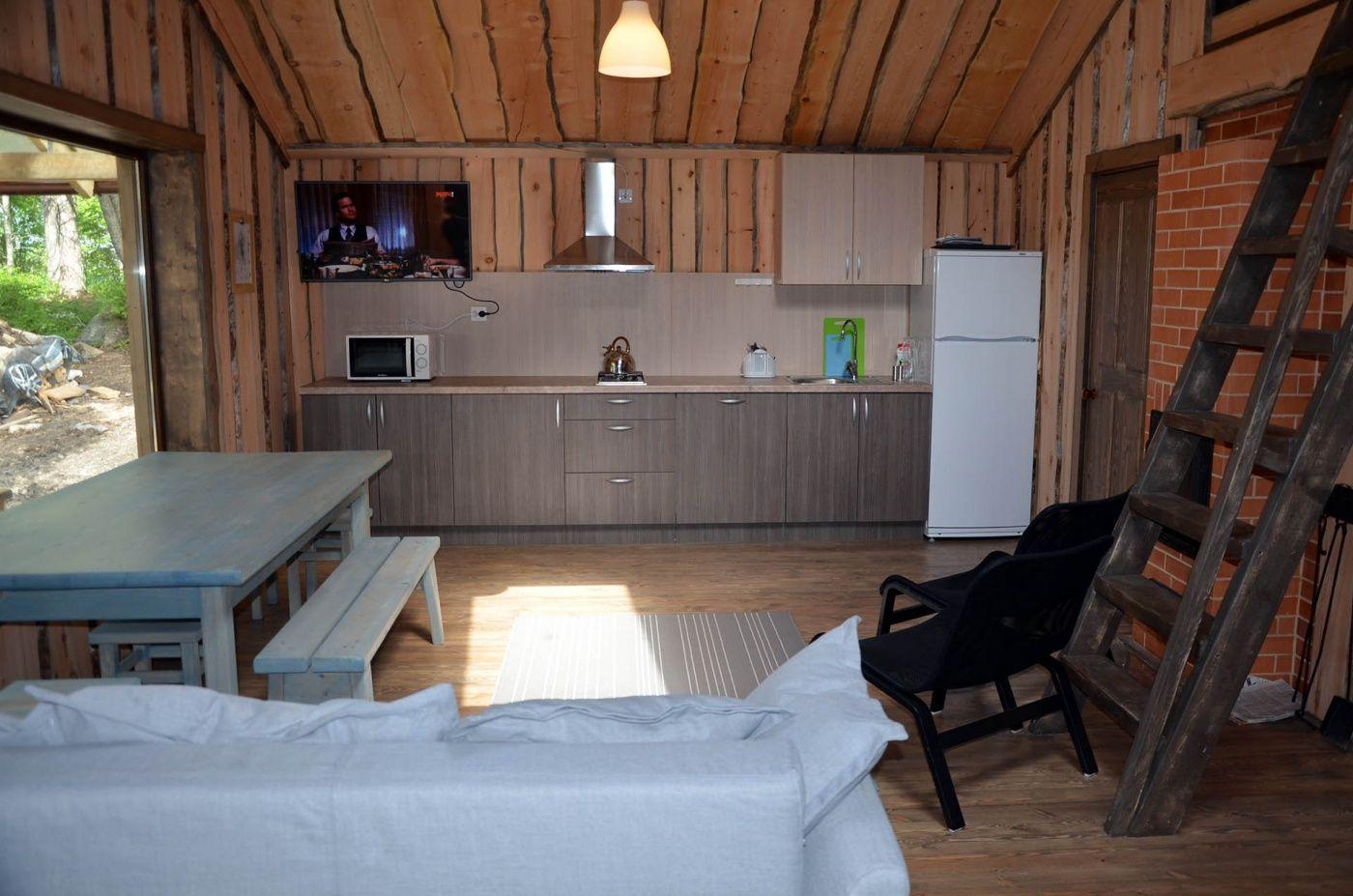 Комплекс гостевых домов «Karelia Village» Республика Карелия Коттедж «Ангенлахти-6», «Ангенлахти-7», фото 6