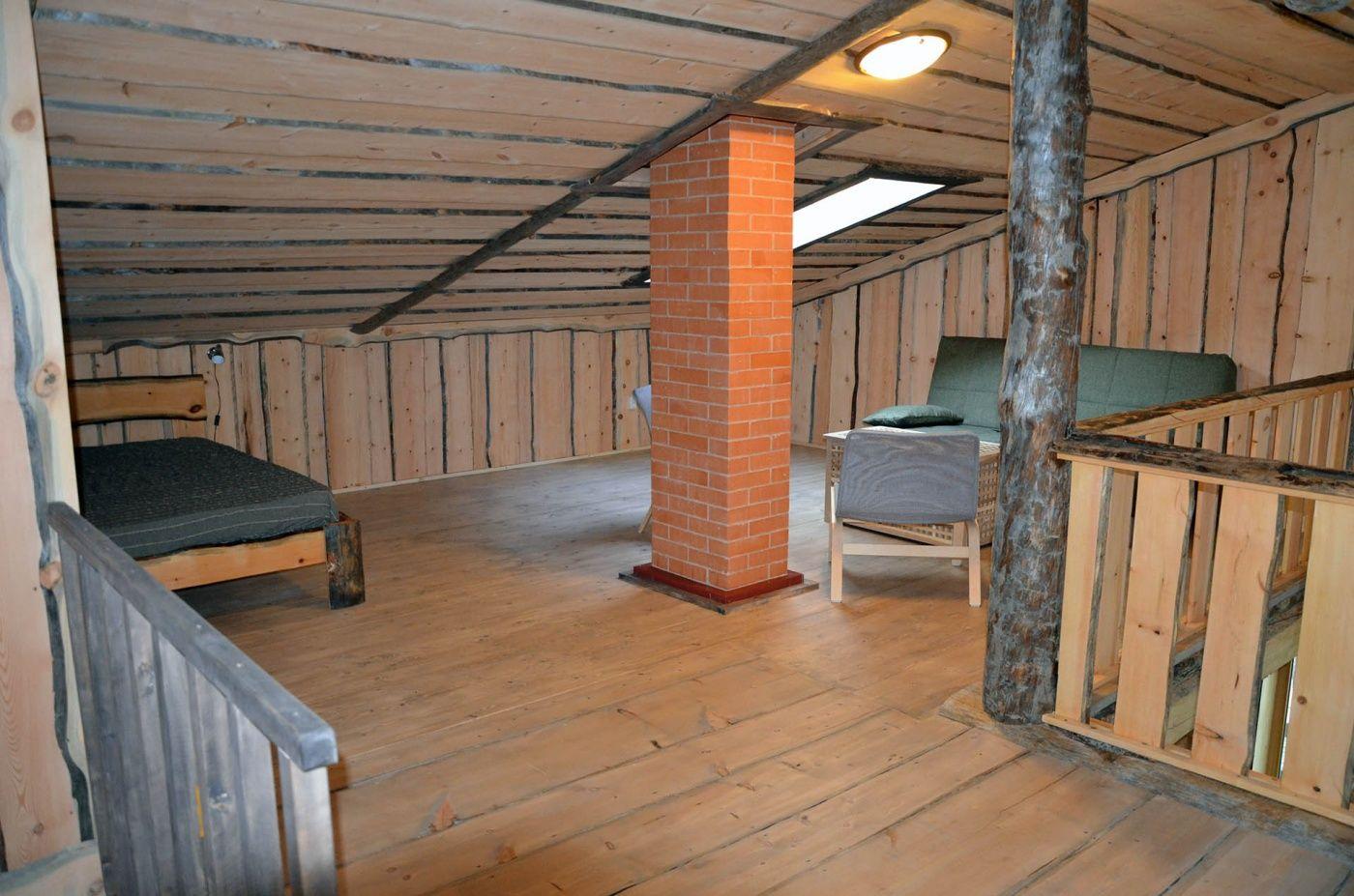 Комплекс гостевых домов «Karelia Village» Республика Карелия Коттедж «Ангенлахти-5», фото 7