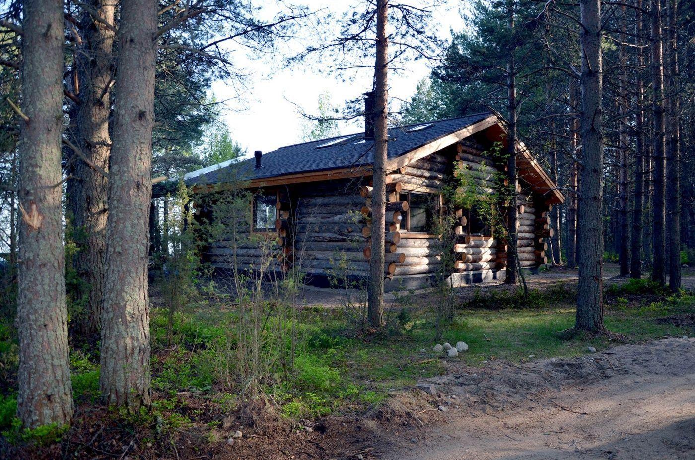 Комплекс гостевых домов «Karelia Village» Республика Карелия Коттедж «Ангенлахти-4», фото 1