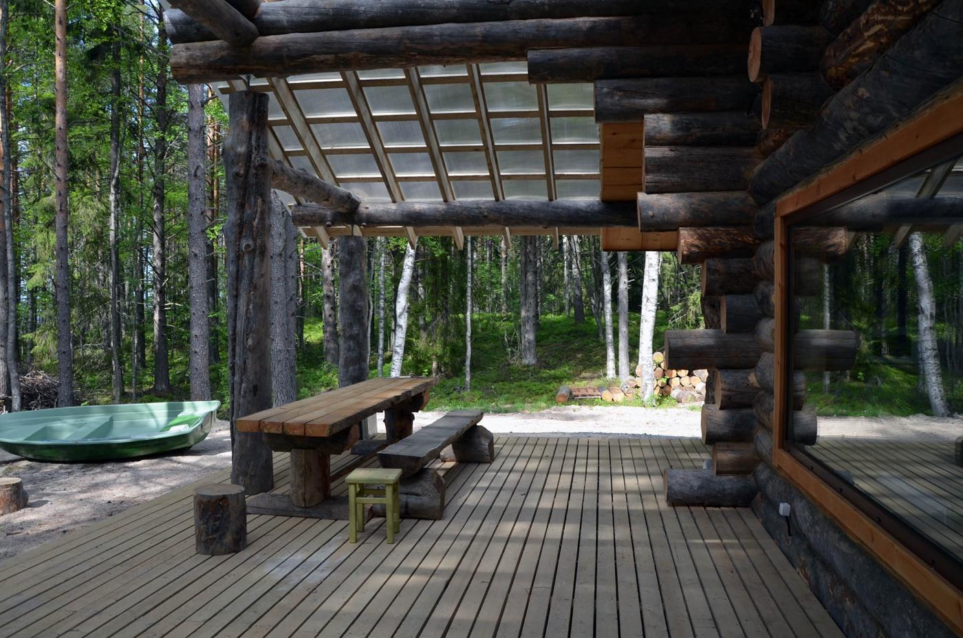 Комплекс гостевых домов «Karelia Village» Республика Карелия, фото 9