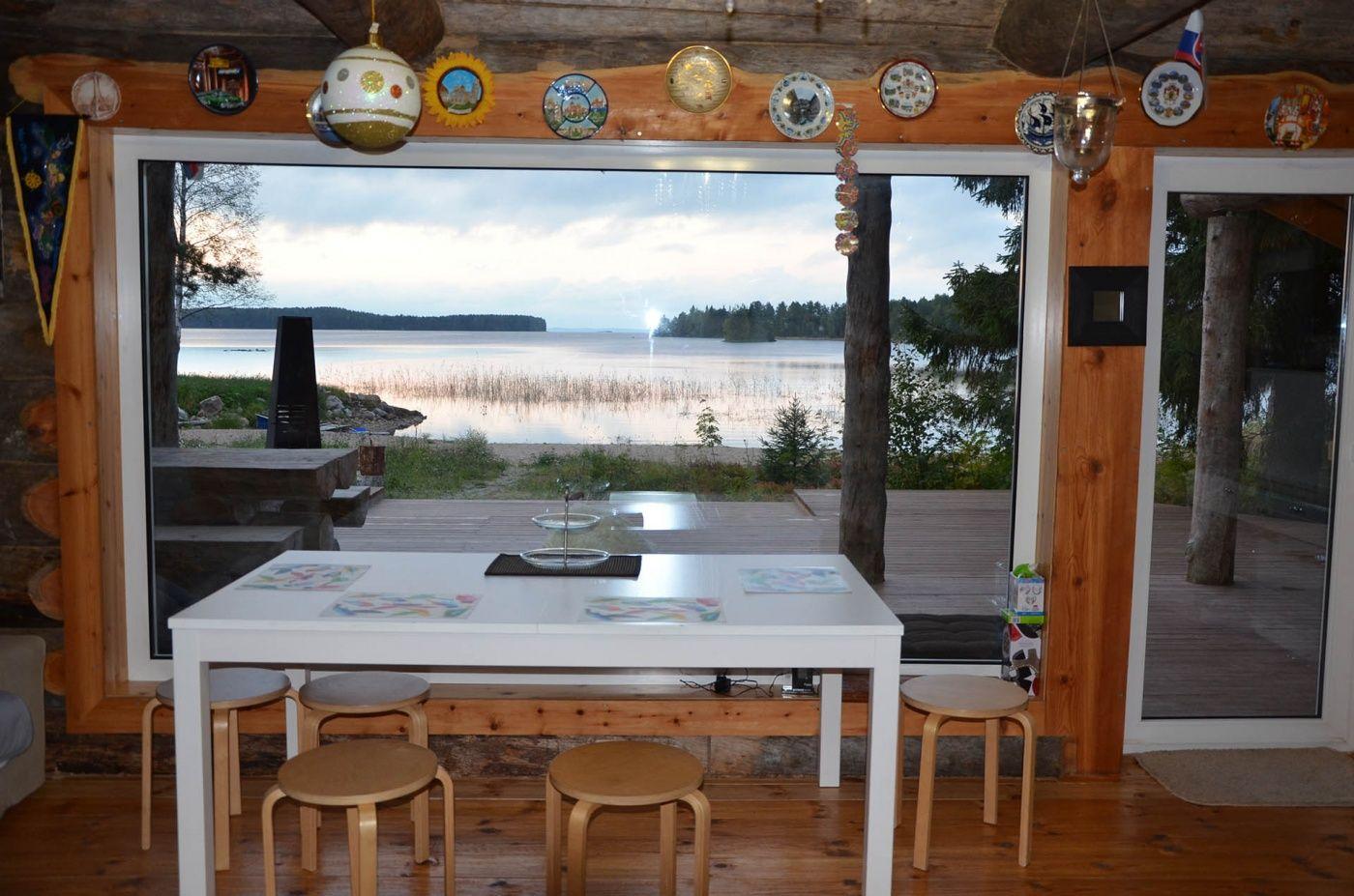 Комплекс гостевых домов «Karelia Village» Республика Карелия Коттедж «Ангенлахти-1», «Ангенлахти-2», «Ангенлахти-3», фото 12