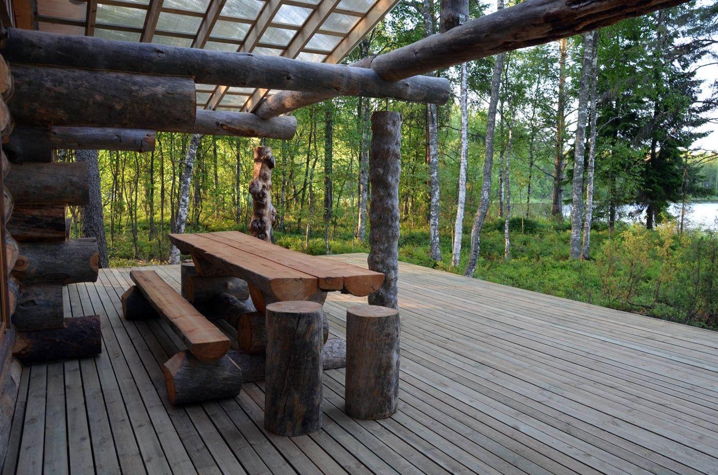 Комплекс гостевых домов «Karelia Village» Республика Карелия Коттедж «Ангенлахти-5», фото 3