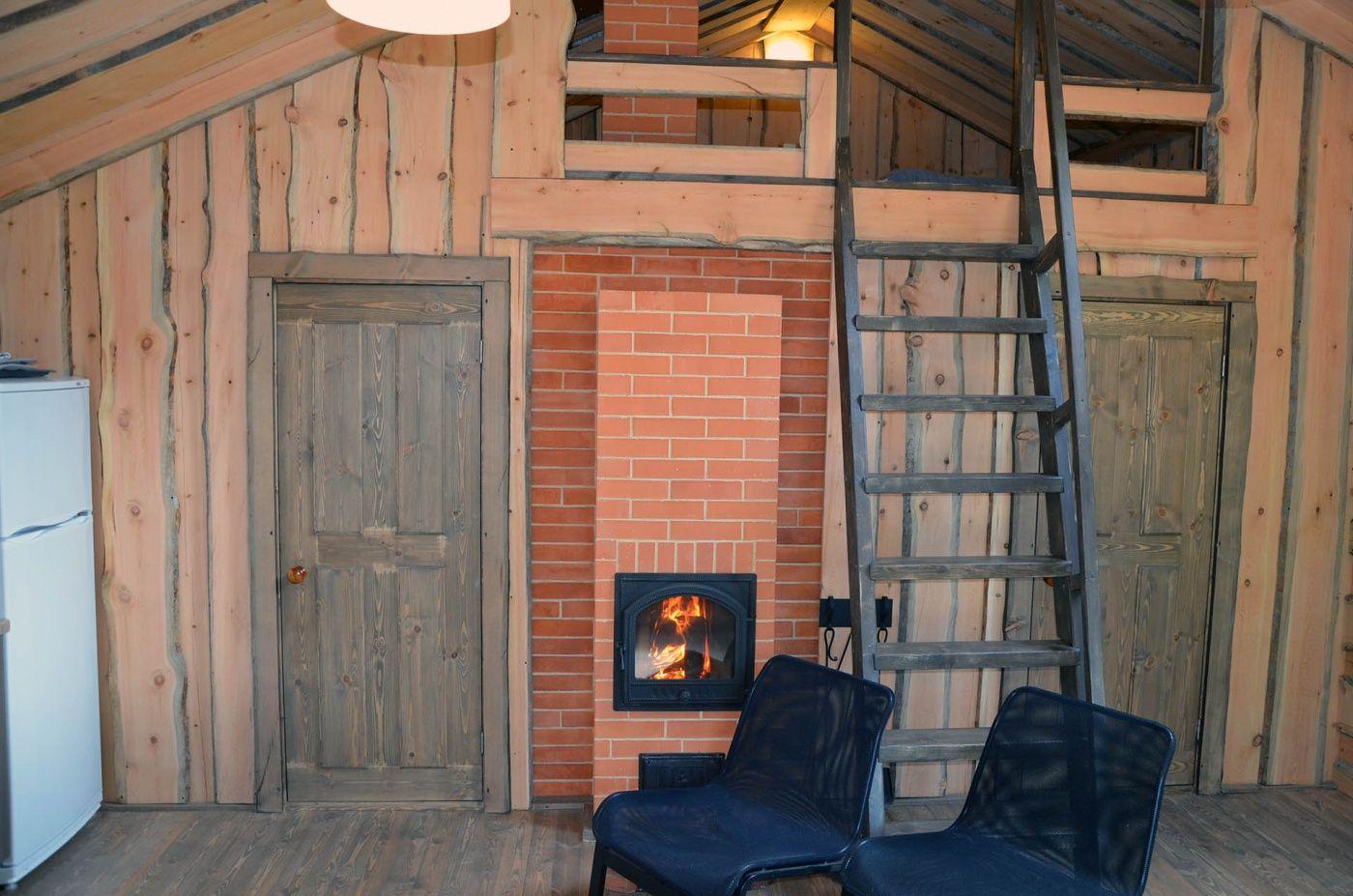 Комплекс гостевых домов «Karelia Village» Республика Карелия Коттедж «Ангенлахти-6», «Ангенлахти-7», фото 5