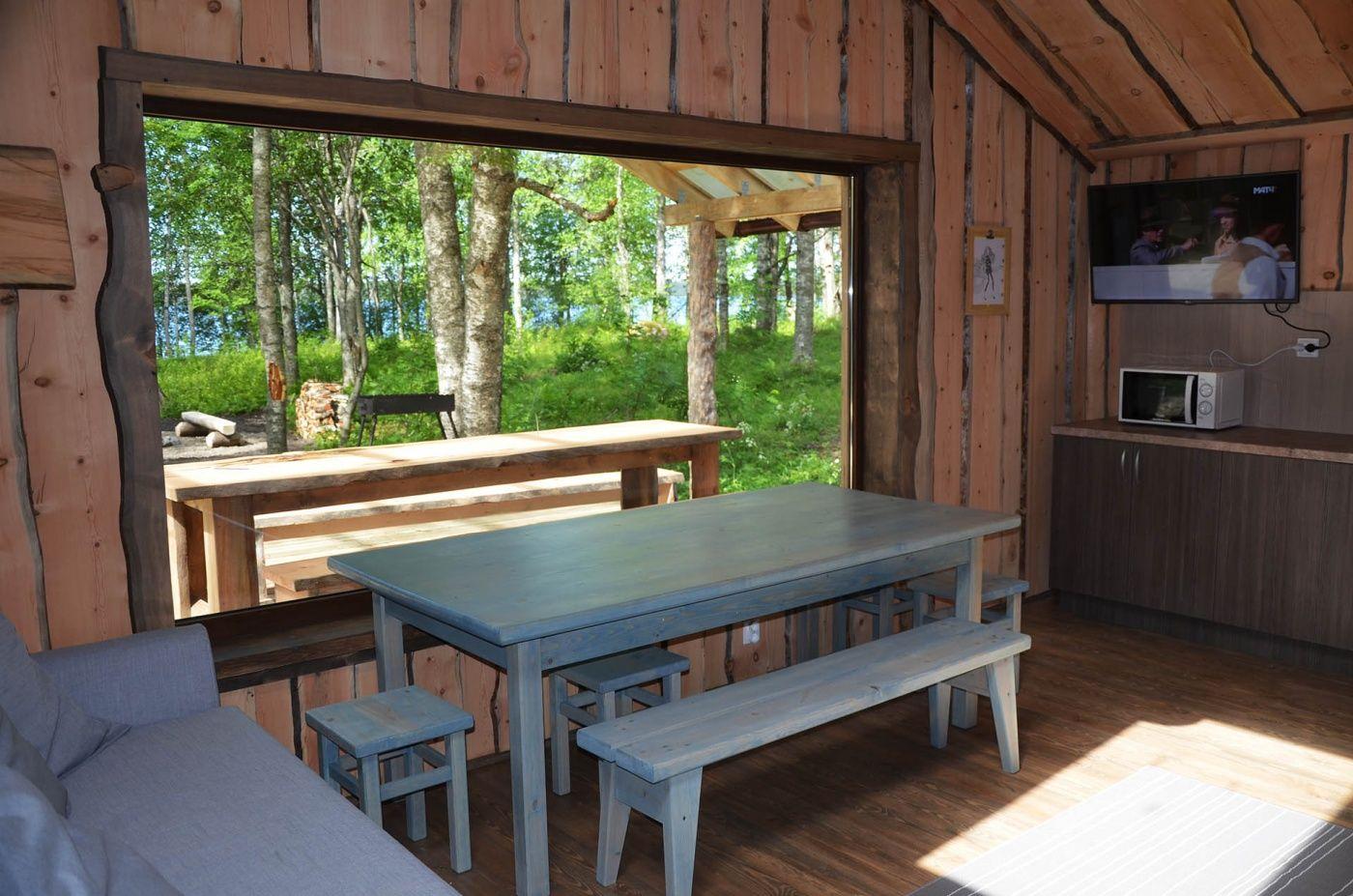 Комплекс гостевых домов «Karelia Village» Республика Карелия Коттедж «Ангенлахти-6», «Ангенлахти-7», фото 8