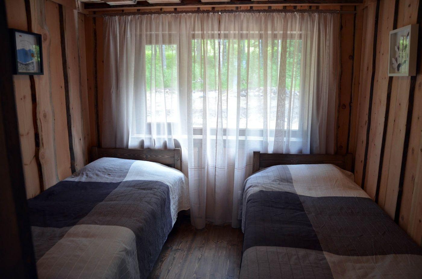 Комплекс гостевых домов «Karelia Village» Республика Карелия Коттедж «Ангенлахти-6», «Ангенлахти-7», фото 3