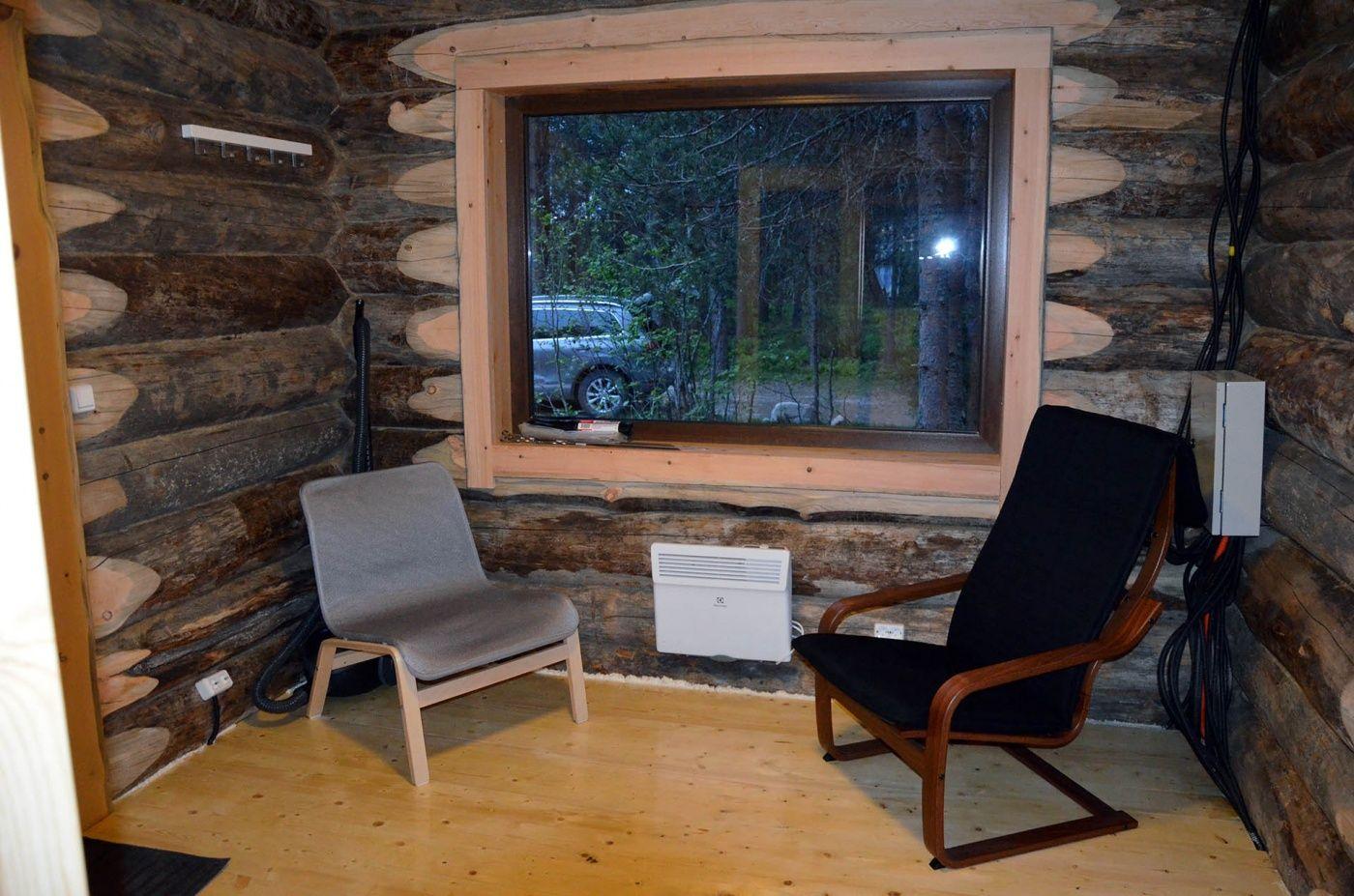 Комплекс гостевых домов «Karelia Village» Республика Карелия Коттедж «Ангенлахти-4», фото 5