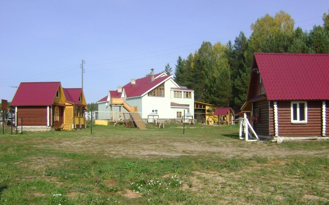 """База отдыха """"Юг"""" Кировская область, фото 6"""
