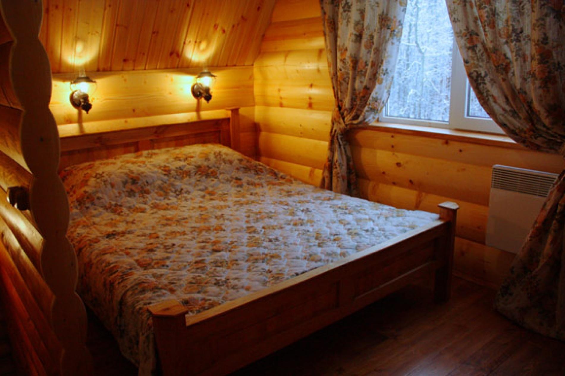 База отдыха «Барсучок» Тульская область VIP-домик 2-уровневый, фото 2