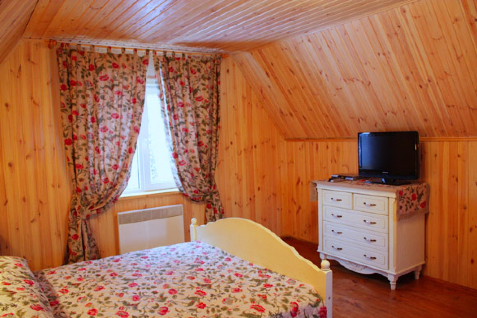 База отдыха «Барсучок» Тульская область VIP-домик 2-уровневый, фото 5