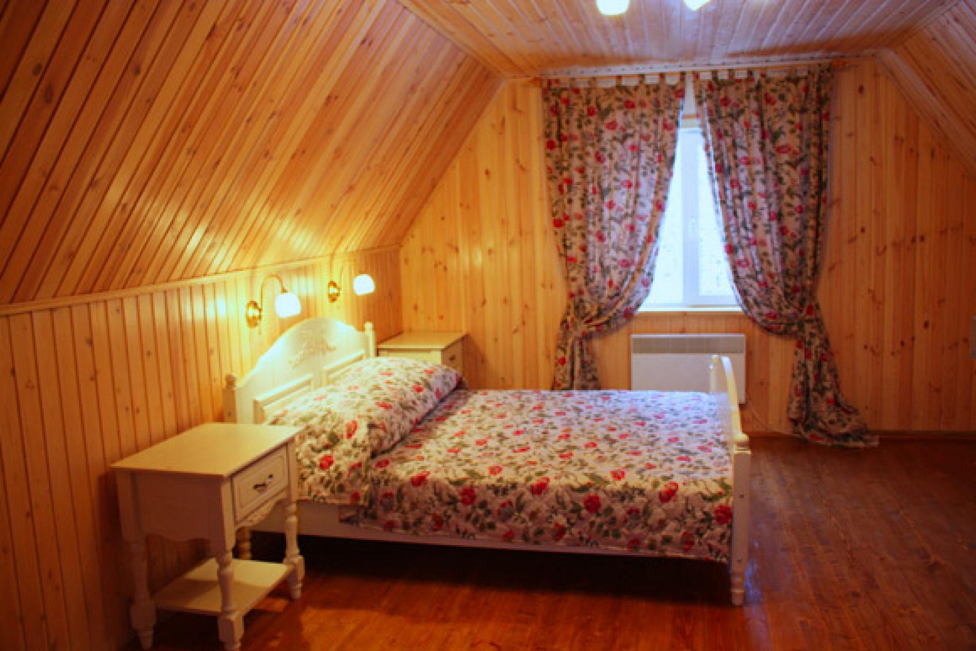 База отдыха «Барсучок» Тульская область VIP-домик 2-уровневый, фото 4