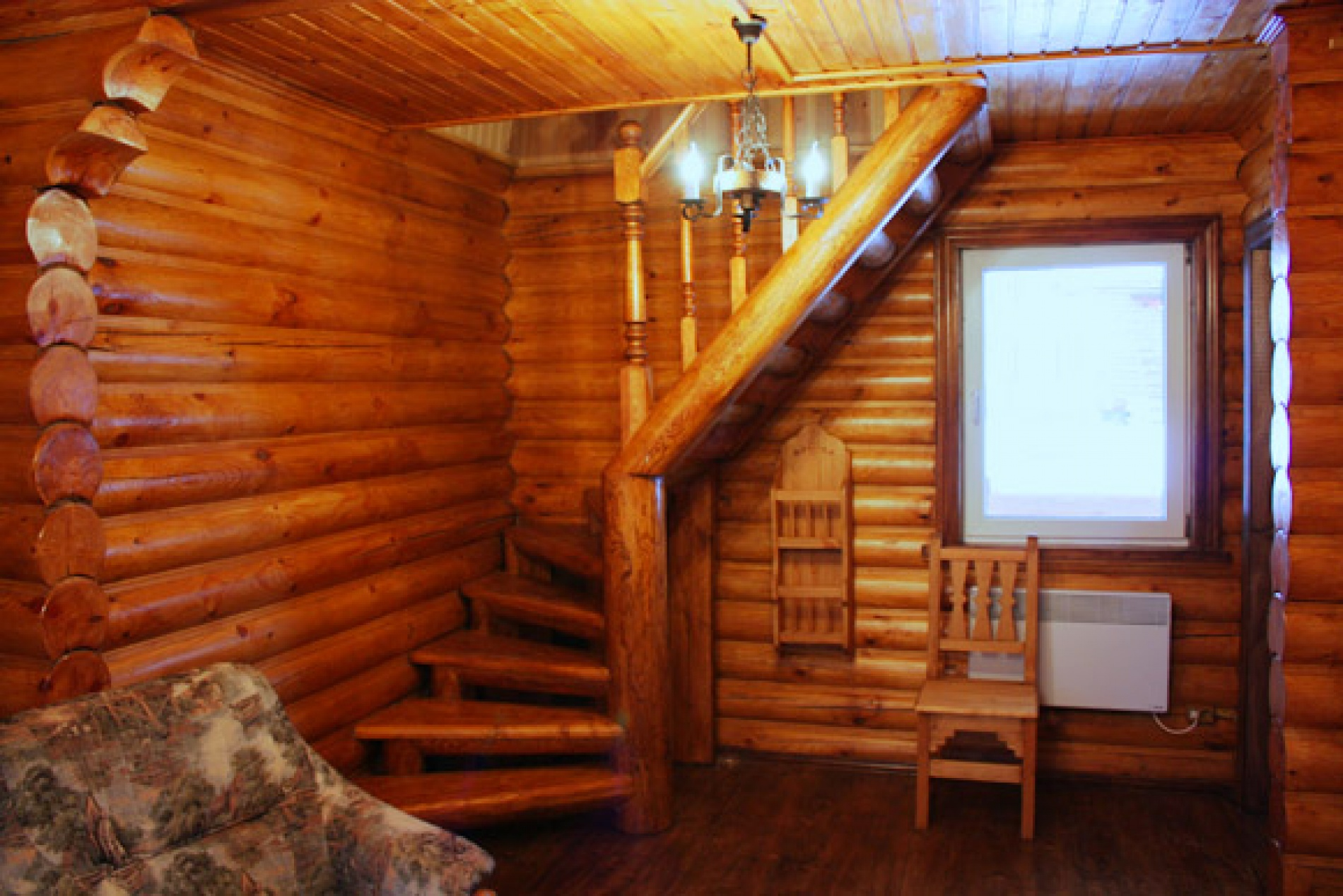 База отдыха «Барсучок» Тульская область VIP-домик 2-уровневый, фото 9