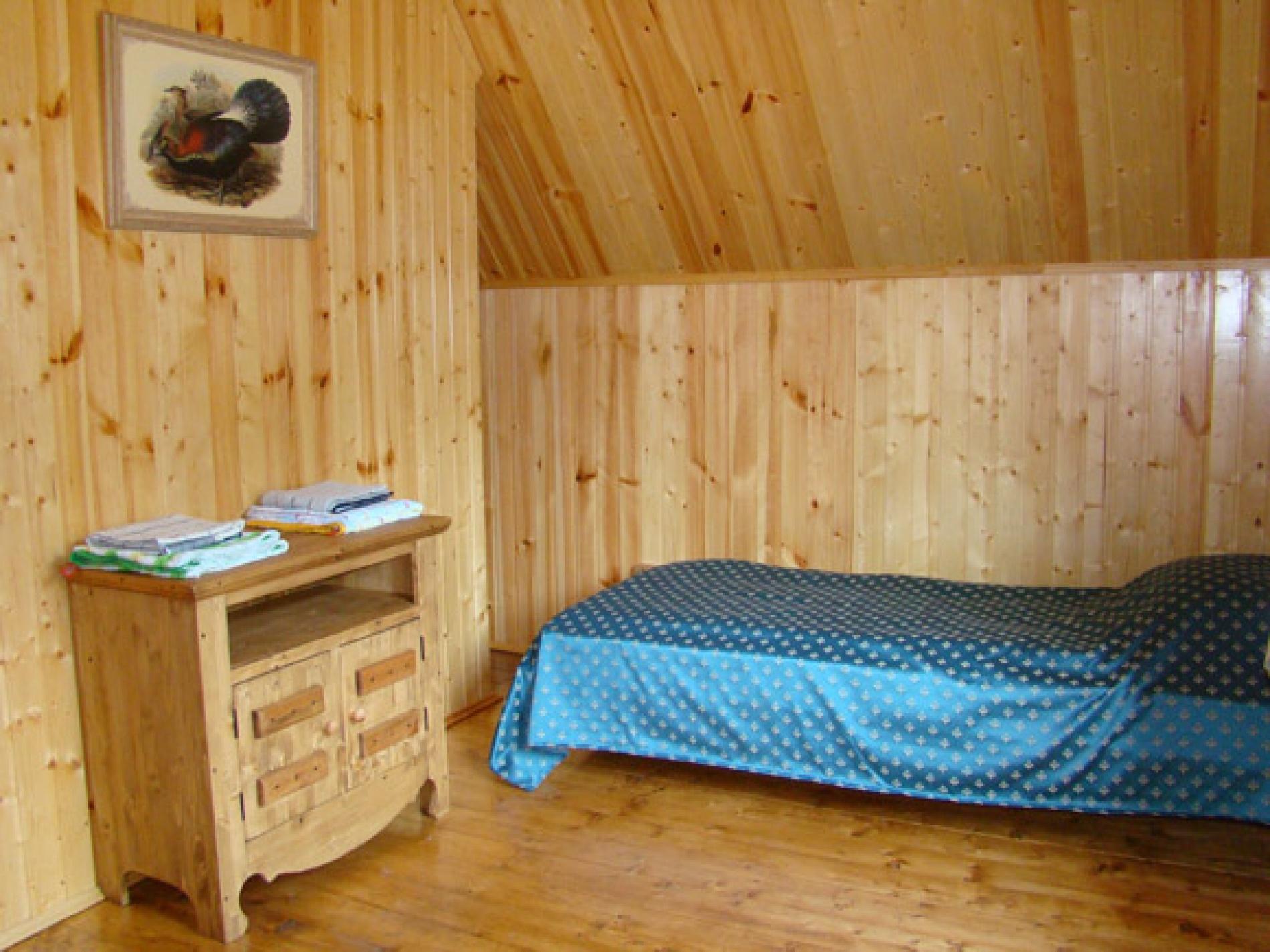База отдыха «Барсучок» Тульская область 4-местный домик № 3а, 4а, фото 2