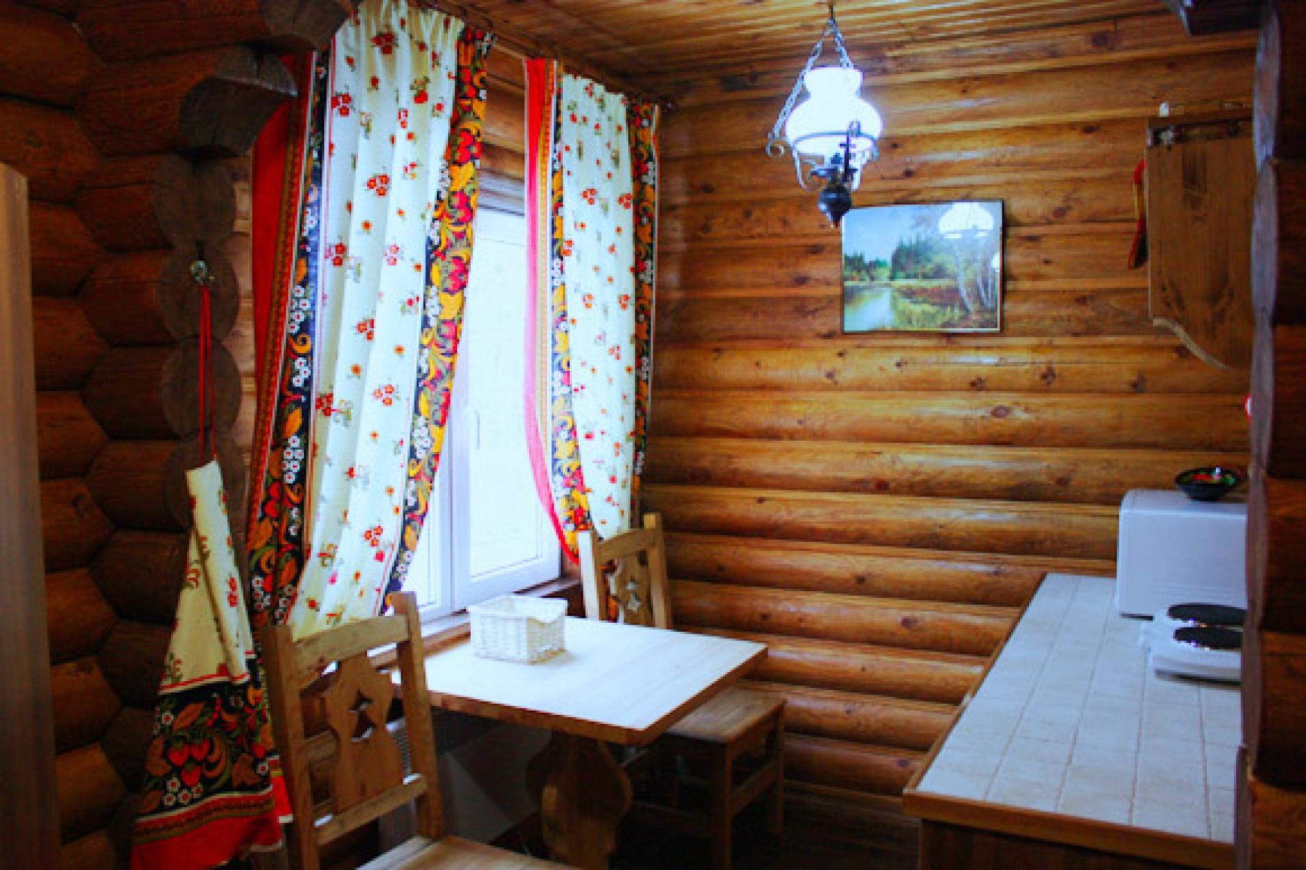 База отдыха «Барсучок» Тульская область VIP-домик 2-уровневый, фото 12