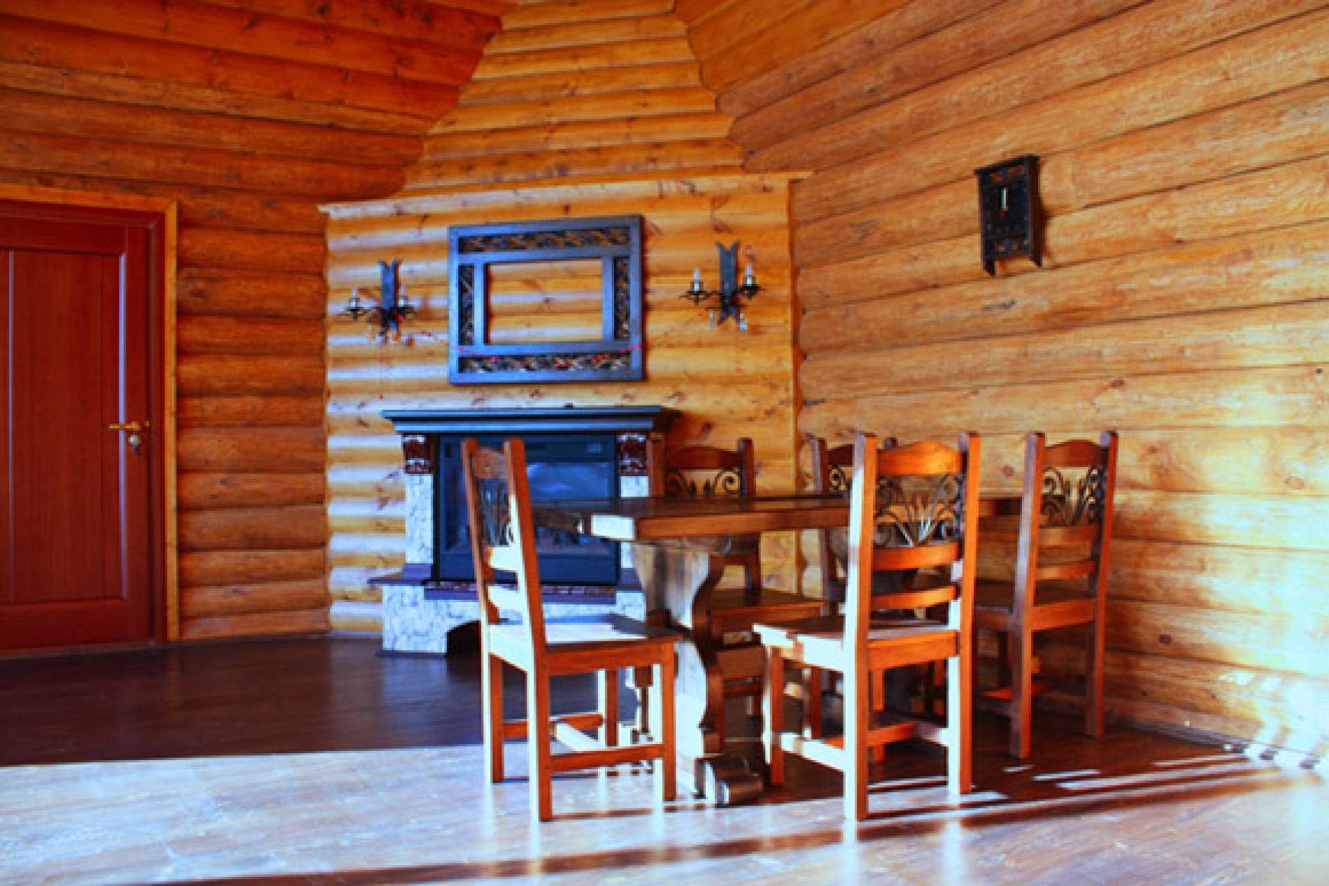 База отдыха «Барсучок» Тульская область 2-местный номер в главном корпусе , фото 5