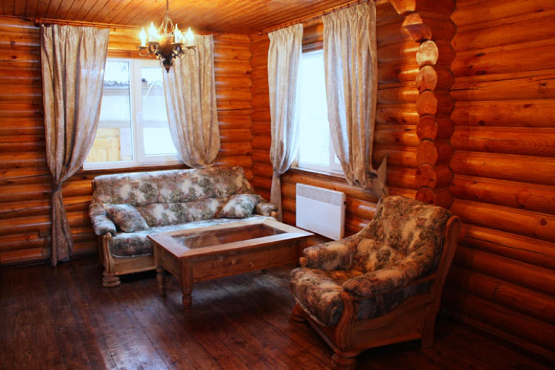 База отдыха «Барсучок» Тульская область VIP-домик 2-уровневый, фото 7