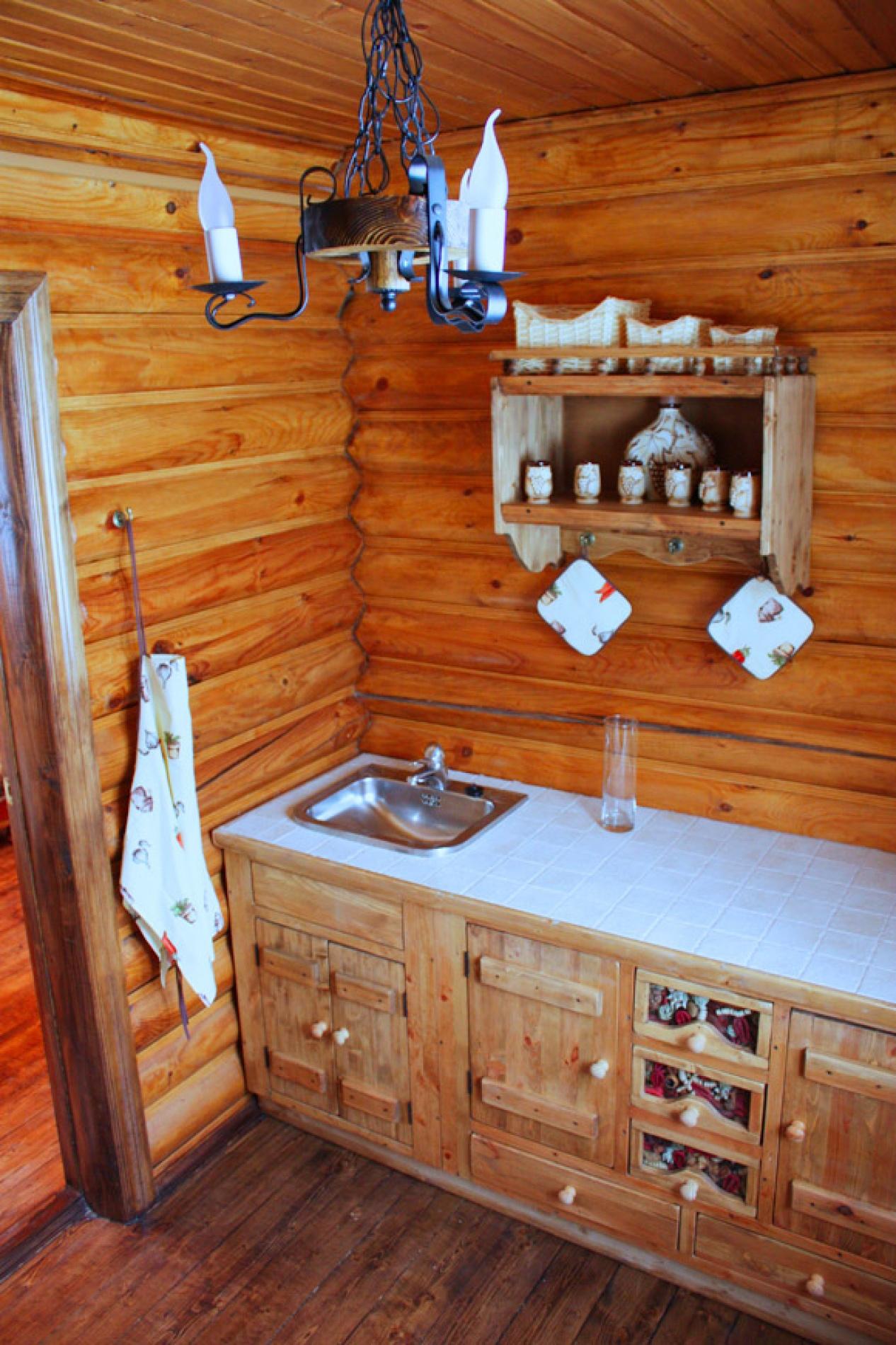 База отдыха «Барсучок» Тульская область VIP-домик 2-уровневый, фото 13