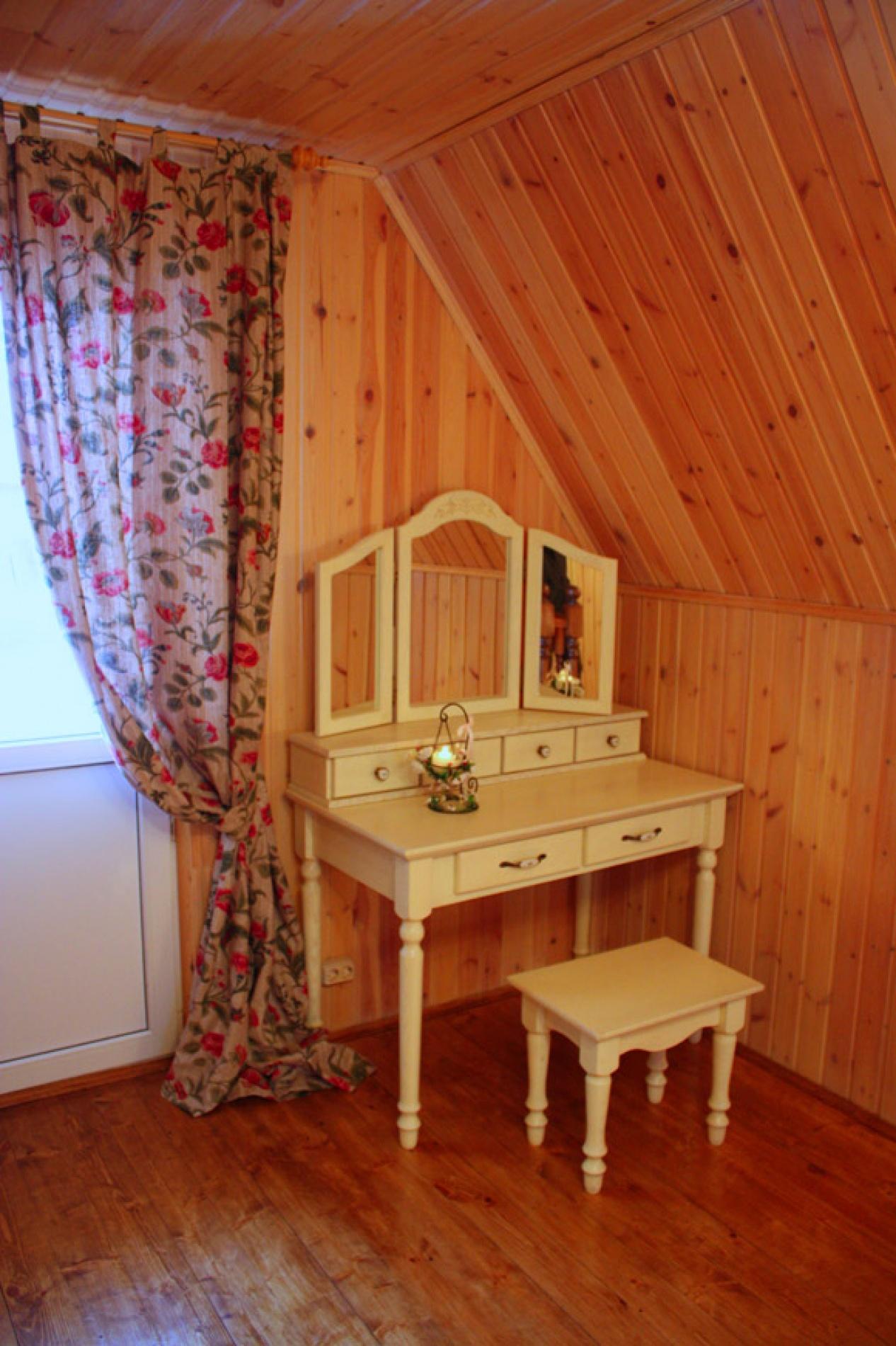 База отдыха «Барсучок» Тульская область VIP-домик 2-уровневый, фото 6