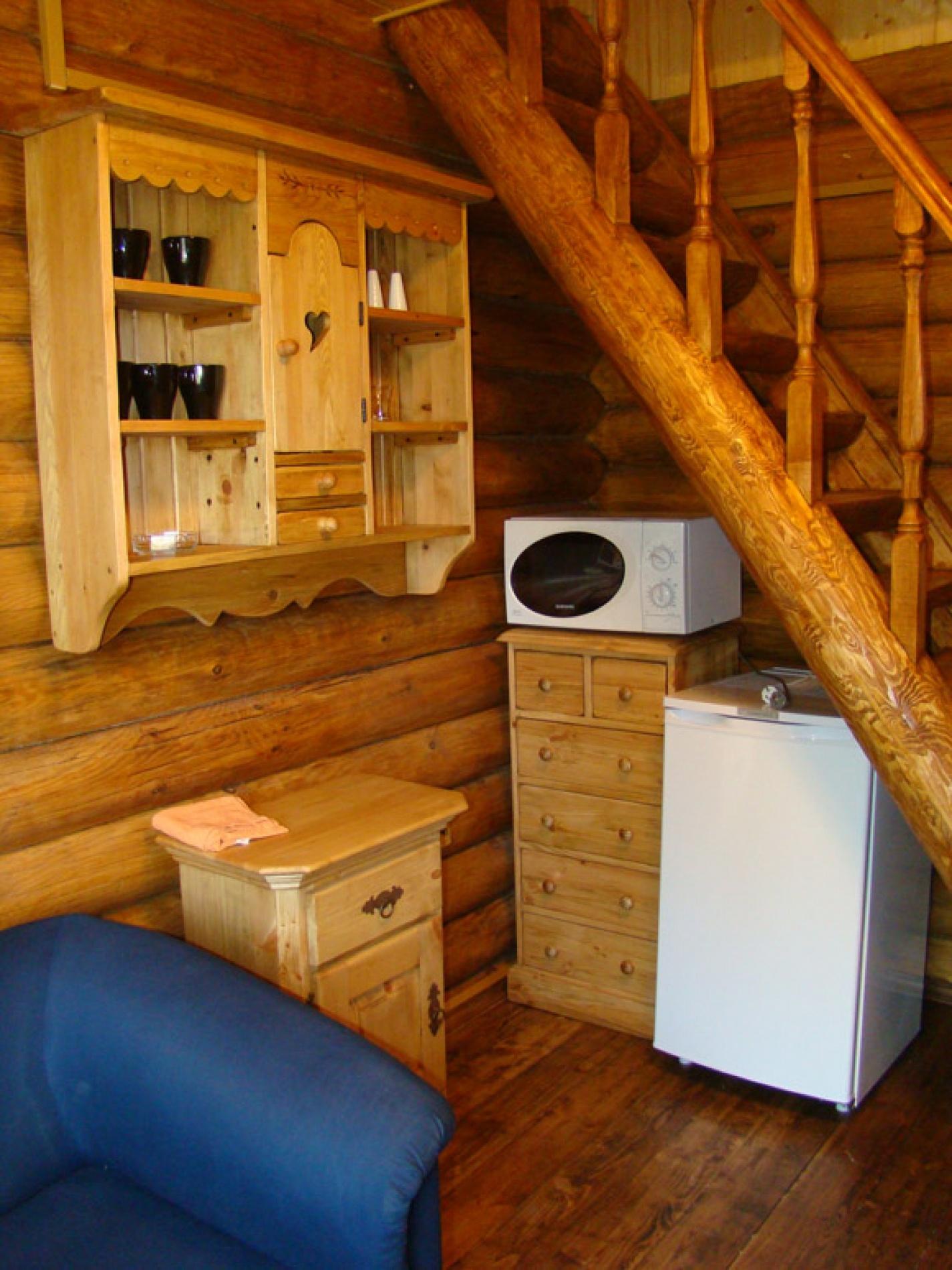 База отдыха «Барсучок» Тульская область 2-местный домик № 1б, 2б, 3б, 4б, фото 4