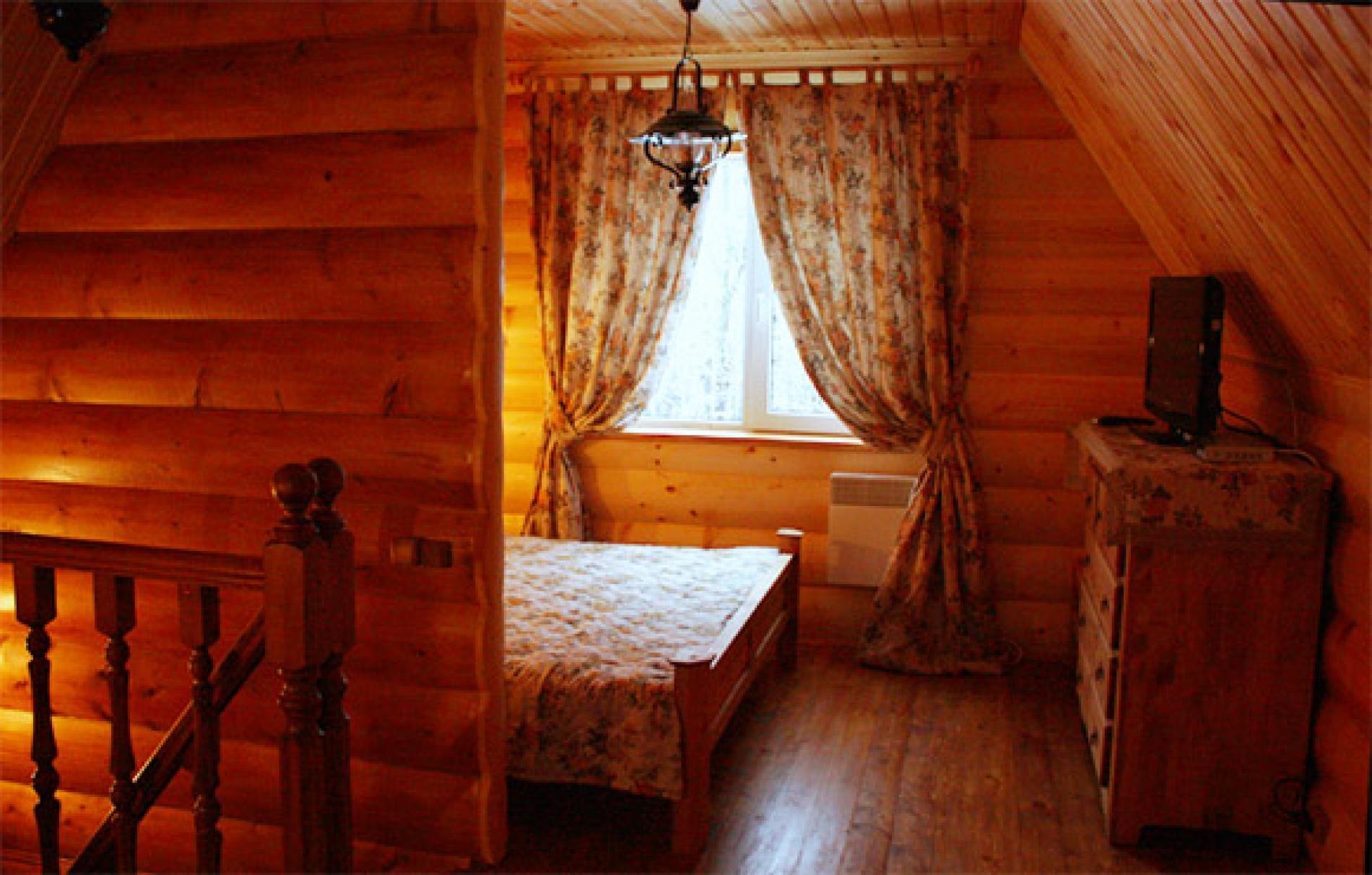 База отдыха «Барсучок» Тульская область VIP-домик 2-уровневый, фото 3