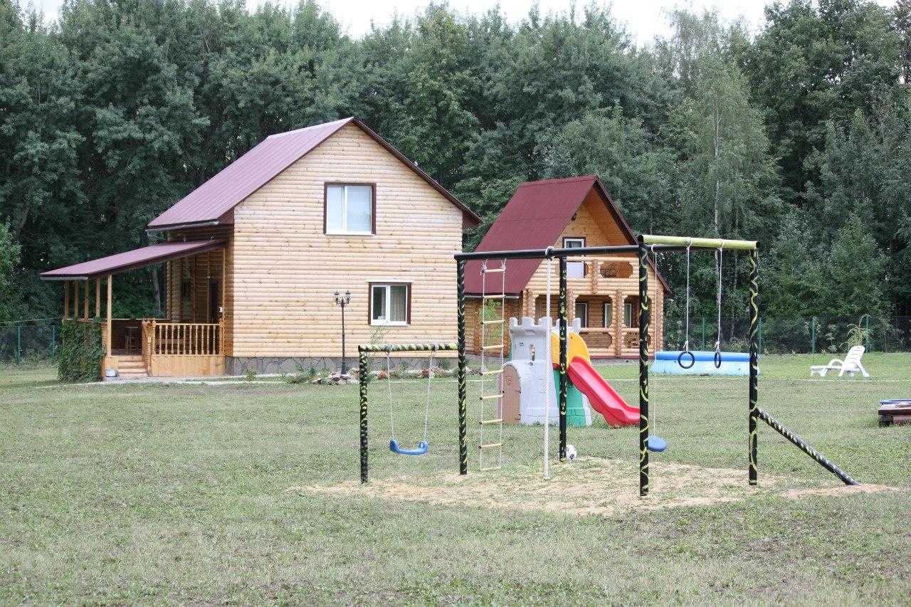 База отдыха «Барсучок» Тульская область, фото 4
