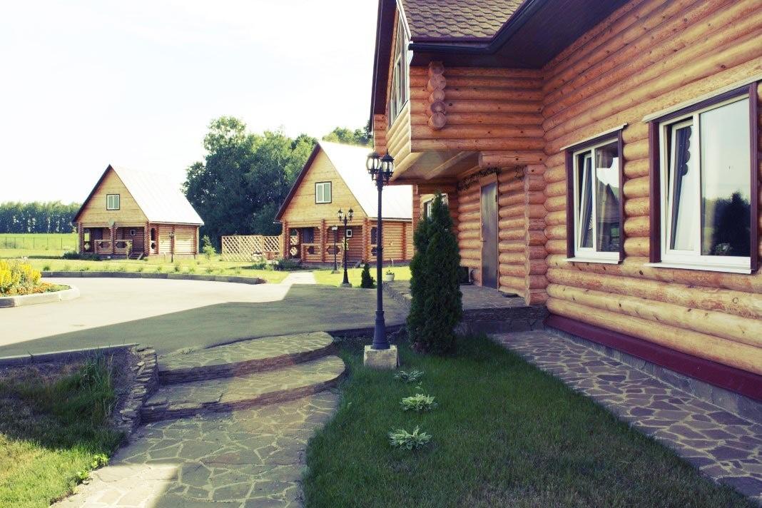 База отдыха «Барсучок» Тульская область, фото 2