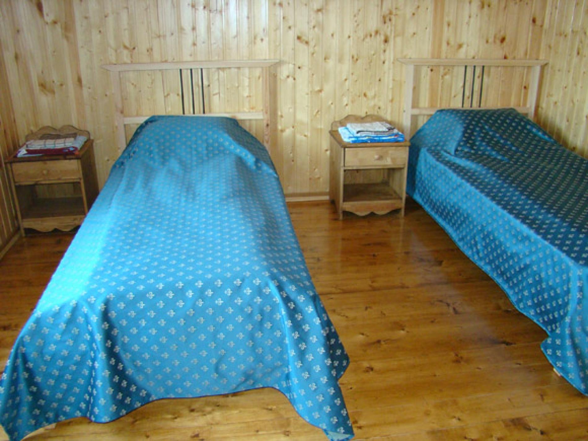 База отдыха «Барсучок» Тульская область 2-местный домик № 1б, 2б, 3б, 4б, фото 2