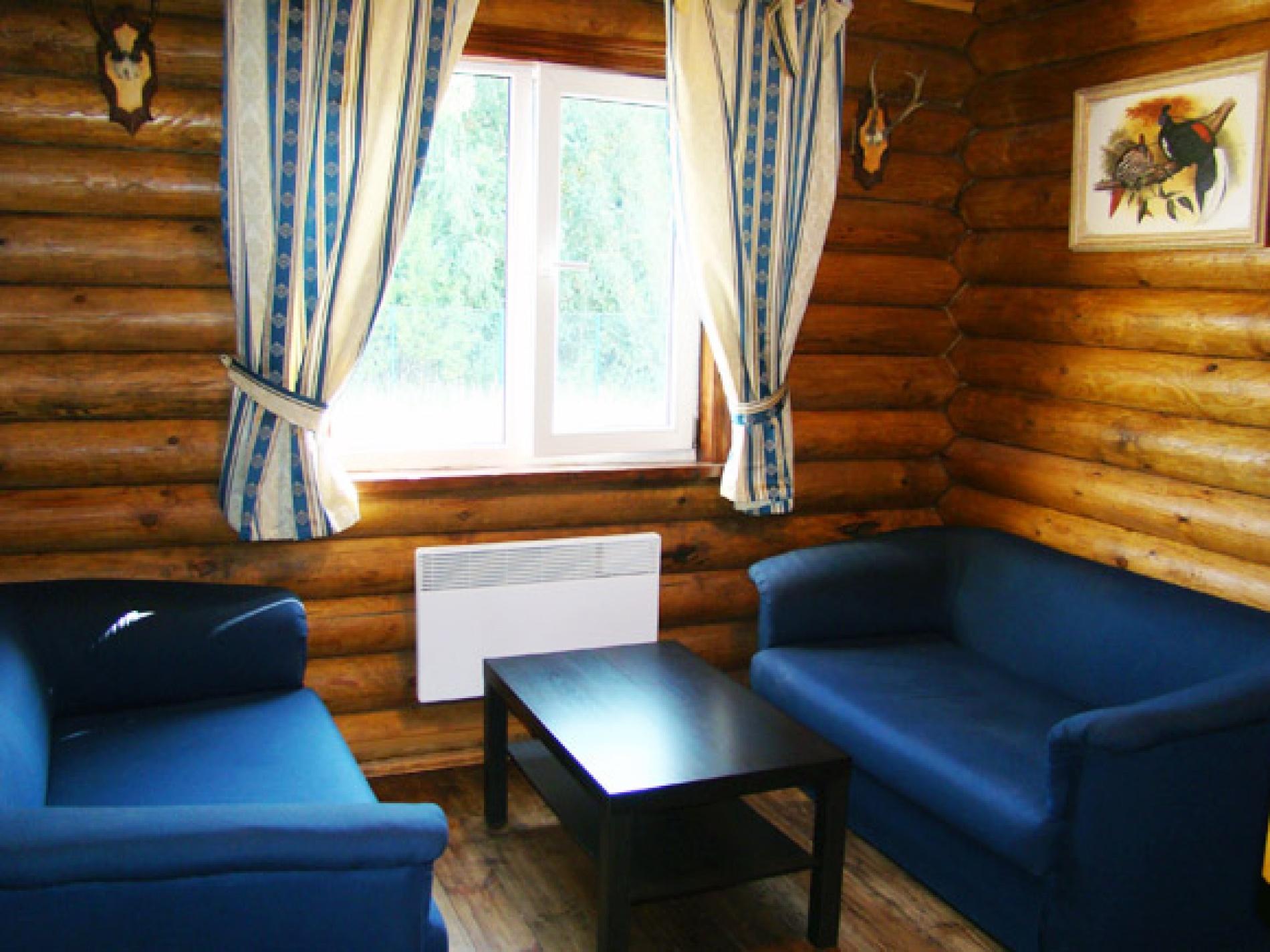 База отдыха «Барсучок» Тульская область 2-местный домик № 1б, 2б, 3б, 4б, фото 3