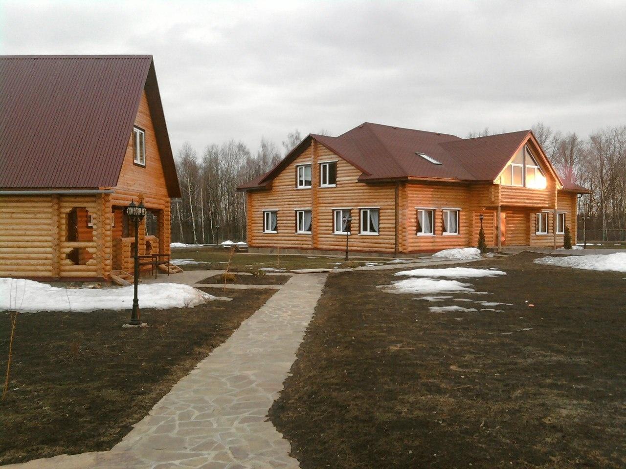База отдыха «Барсучок» Тульская область, фото 6
